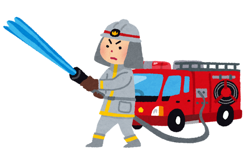 第64回美濃加茂市消防操法大会